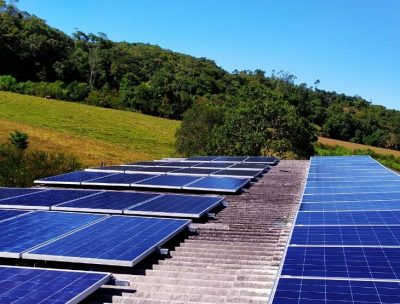 Energia Solar cresce 45% em 2020