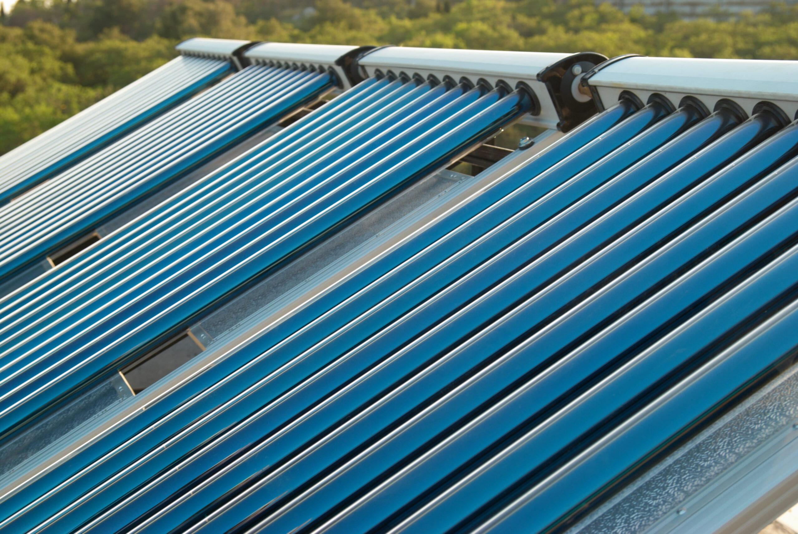 Como funciona o aquecimento solar de água?