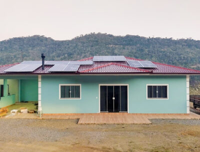 Energia Solar em Alfredo Wagner – SC