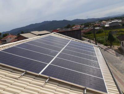 Energia solar em Governador Celso Ramos – SC